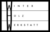 Winter Holz Werkstatt
